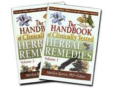 Handbook of Clinically Tested Herbal Remedies